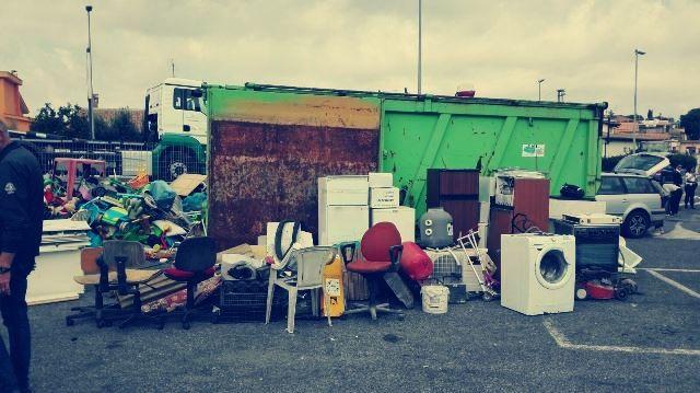 Nuovo appuntamento a Febbraio per la raccolta rifiuti ad Aranova