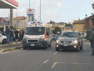 Incidente ad Aranova, in prossimità del bar la piazzetta!