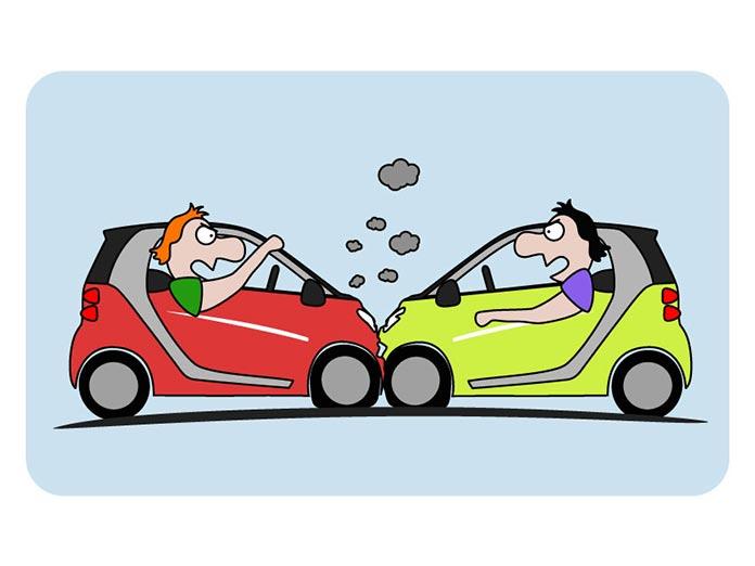 Sinistro stradale con veicolo avente targa estera: chi risponde del danno?