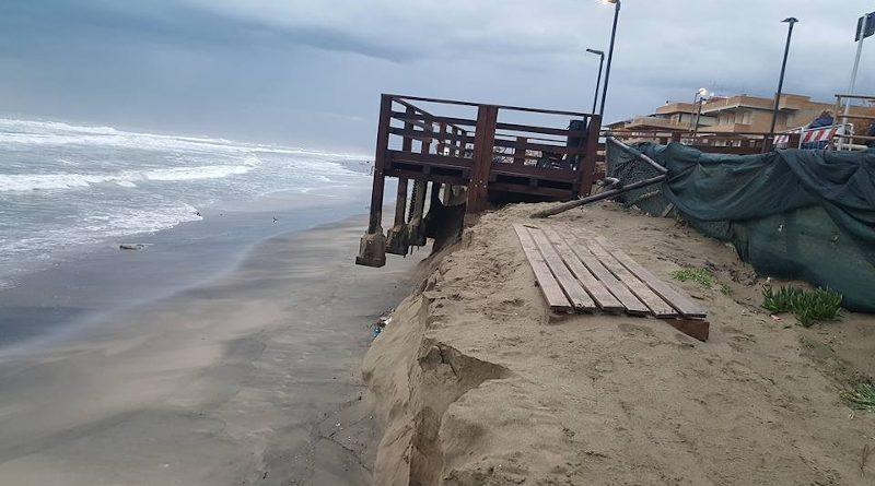 L'erosione costiera