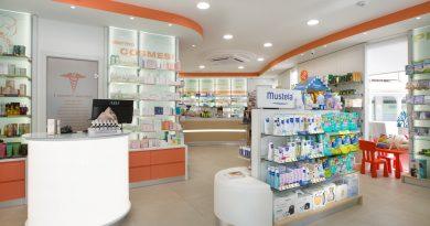 """""""Farmacia Nuova"""" ad Aranova"""